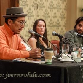 Whistler Writers Festival 2013, Richard Wagamese ,Jane Silcott, Sue Oakey-Baker, Jian Ghomeshi, Lisa Moore, Genni Gunn, Meg Tilly,