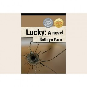 Lucky book cover