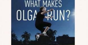What Makes Olga Run – Book Review