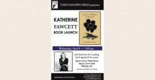 Katherine Fawcett book launch