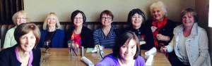 Stella Harvey book club Calgary