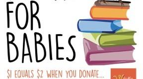 Books Make Babies Grow