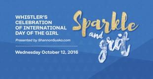 Sparkle and Grit: Inspiring Whistler's Budding Entrepreneurs & Leaders