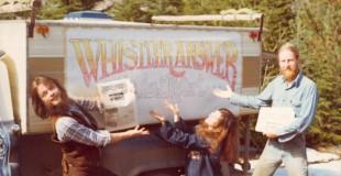 Whistler Answer 40-Year Celebration! Sat. Apr. 1