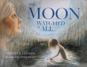 The Moon Watched It All - cover