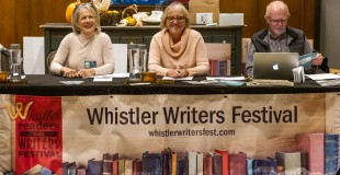 2020 Whistler Writers Festival Fundraiser